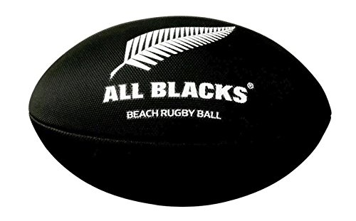 Ballon Beach Rugby-All Blacks-Gilbert Mehrfarbig Einheitsgröße