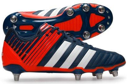 Adidas Adipower Kakari SG Rugby Schuhe M29657 Herren Rugbyschuhe NEU & OVP Gr. 48