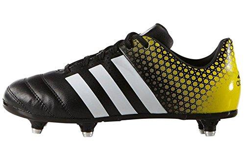 adidas , Jungen Rugbyschuhe schwarz schwarz, schwarz – schwarz – Größe: 31 EU Kinder