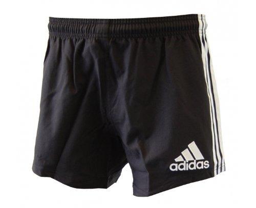 adidas Herren Climacool Short 3-Streifen Base (D10 | XL, schwarz-weiß)