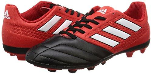 big sale 29c91 e3de7 adidas Unisex-Kinder Ace 17.4 Fxg Stiefel, Rot (Redftwr Whitecore Black),  35.5 EU