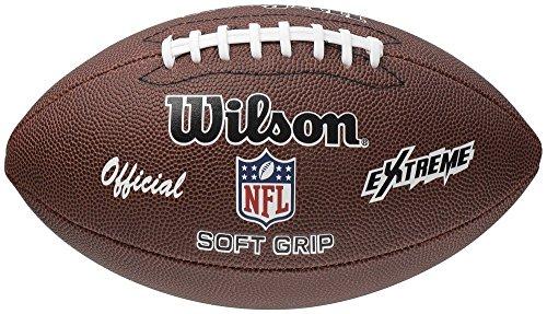 Wilson Herren Fußball NFL Extreme, braun, F1645X
