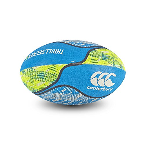 CANTERBURY Thrill Seeker Rugbyball 5 Blau – Atomic Blue