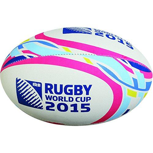 Gilbert Rugby-Ball Fan Rugby-Weltmeisterschaft 2015 bunt mehrfarbig Size 5