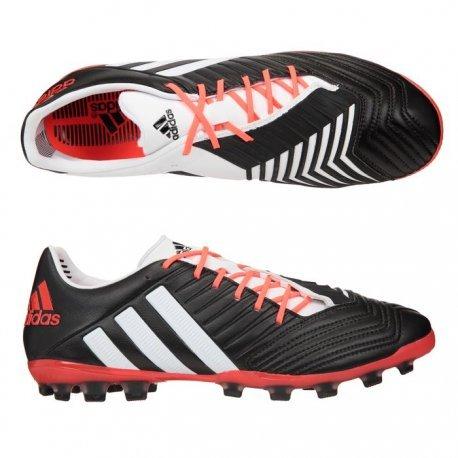 adidas Predator Incurza TRX Kunstrasen Herren Rugby Schuhe, Schwarz, 43 1/3