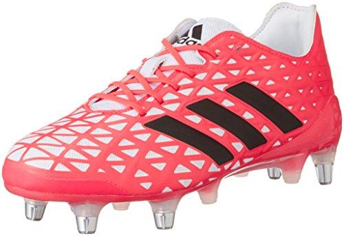 adidas Herren Kakari Light SG Rugbyschuhe, Rojo (Rojo (Rojimp / Negbas / Ftwbla)), 42 EU
